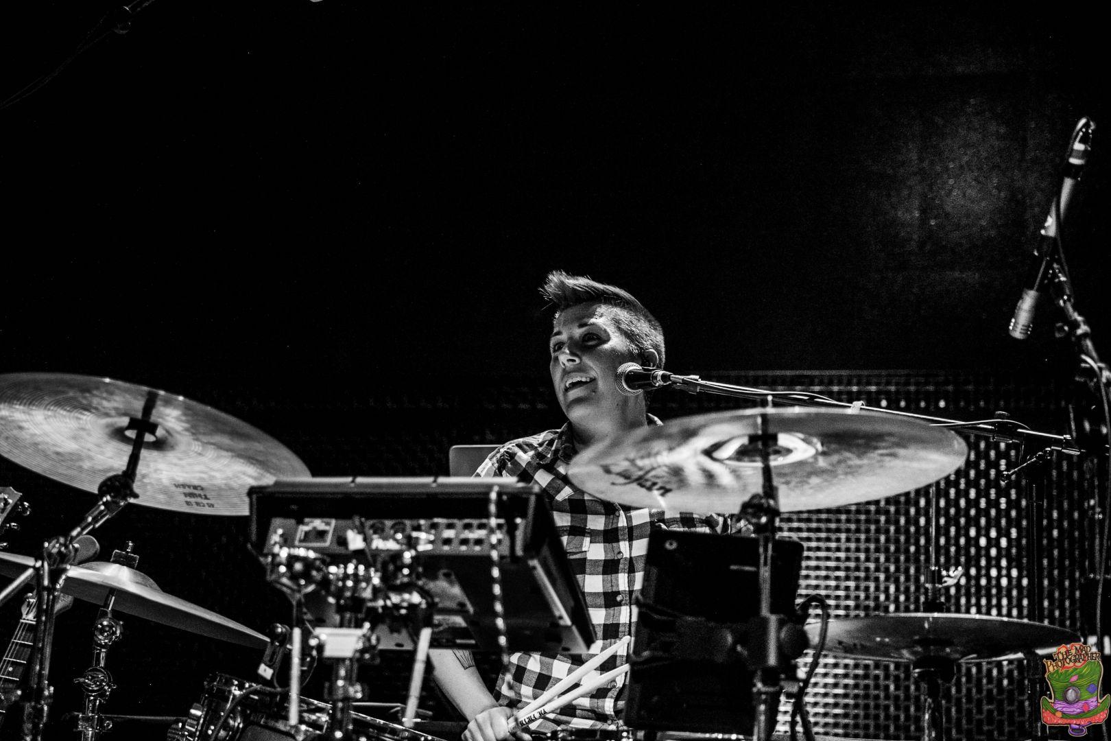 Meet Jules Stewart   Session Drummer & Graphic Designer ...